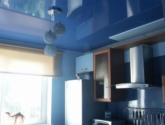 Натяжные потолки фото коридор дизайн