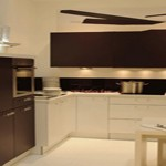 Кухня студия — проекты дизайна интерьера