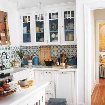 Маленькие кухни с барной стойкой фото