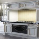 Дизайн интерьера кухни в английском стиле
