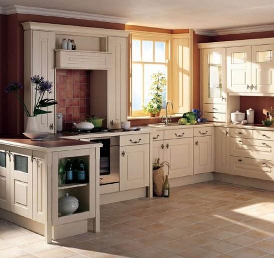 английский стиль кухни на фото (9)