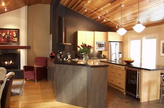 кухня в деревенском стиле (17)