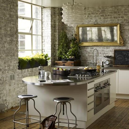 кухня в деревенском стиле (7)