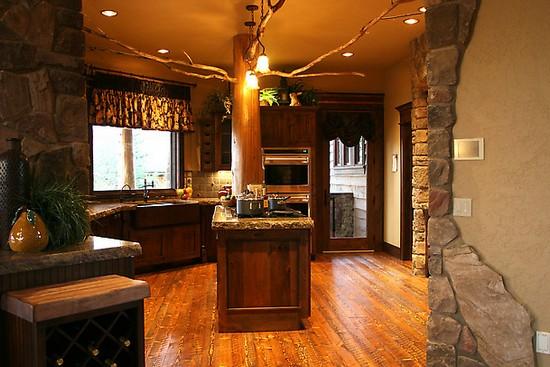 кухня в деревенском стиле (1)
