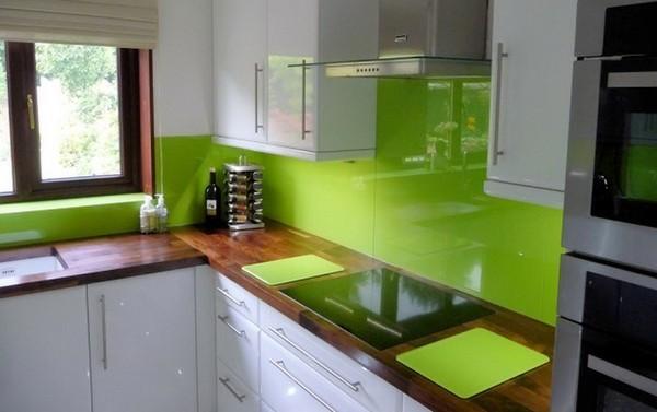 фартук для белой кухни на фото (5)