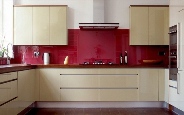 фартук для белой кухни на фото (4)