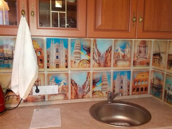 скинали и стеклянные фартуки для кухни (25)