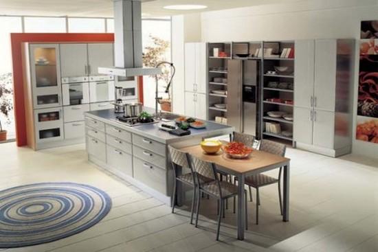 кухни в итальянском стиле (20)