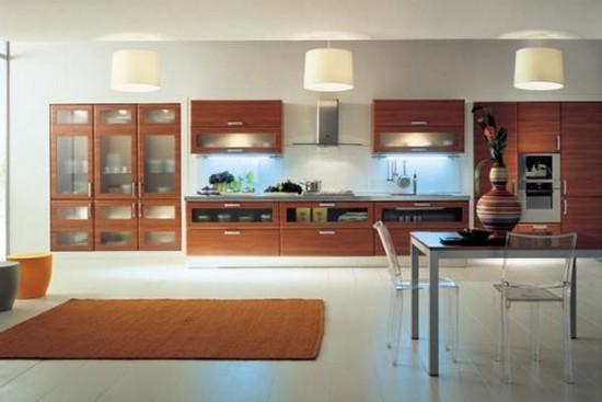 кухни в итальянском стиле (19)