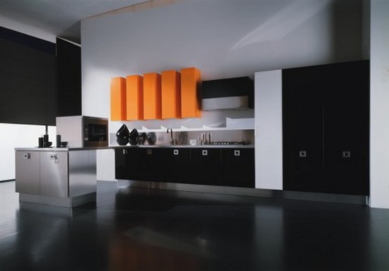 кухни в итальянском стиле (18)