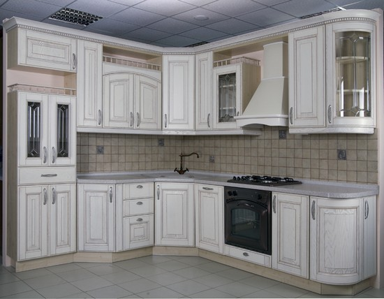 на фото кухни в классическом стиле (14)