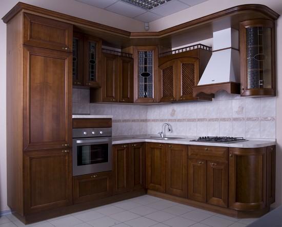 на фото кухни в классическом стиле (12)