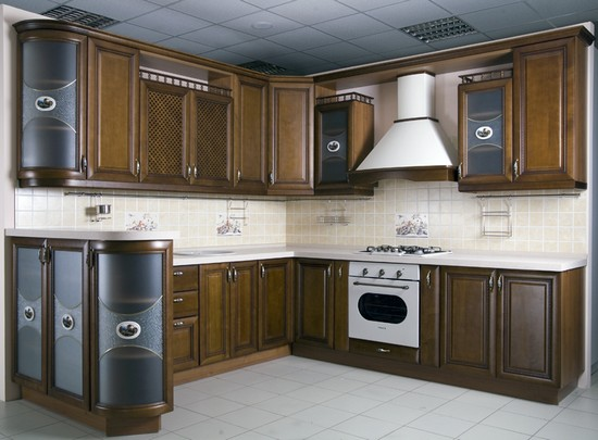 на фото кухни в классическом стиле (11)