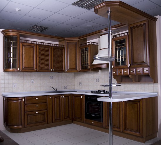 на фото кухни в классическом стиле (10)