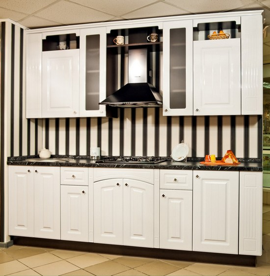 на фото кухни в классическом стиле (8)