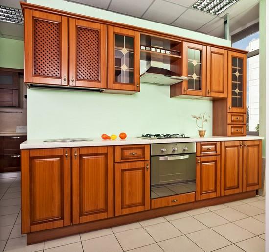 на фото кухни в классическом стиле (7)