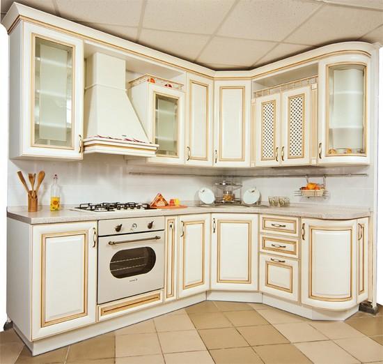 на фото кухни в классическом стиле (4)