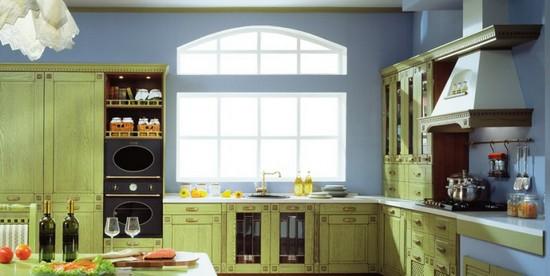 на фото кухни в классическом стиле (3)