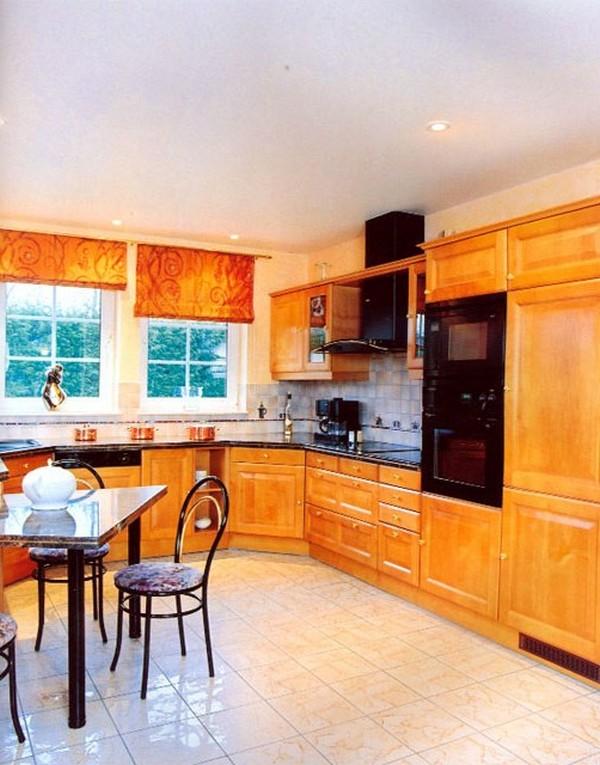 потолки из гипсокартона на кухне (9)