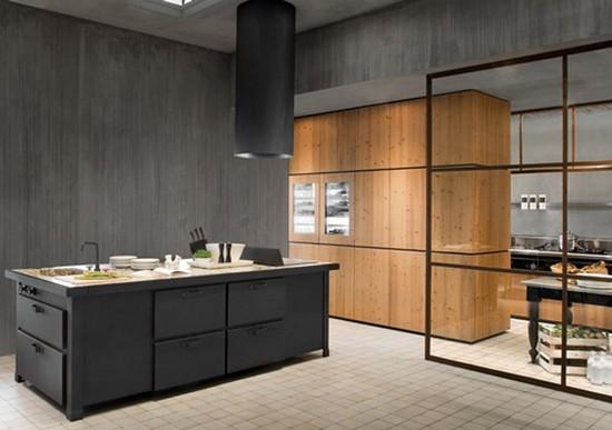 кухни в стиле хай тек фото (14)