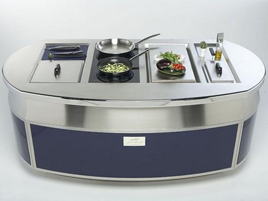 кухни в стиле хай тек фото (13)