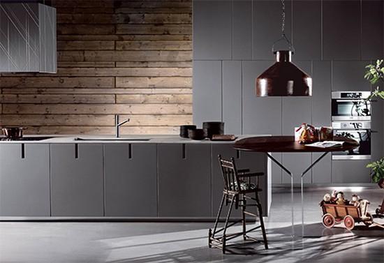 кухни в стиле хай тек фото (6)