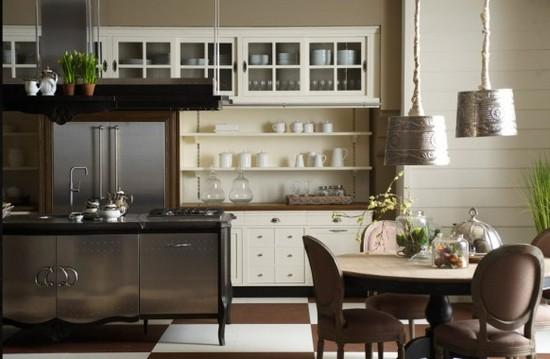 кухни в стиле кантри фото (20)
