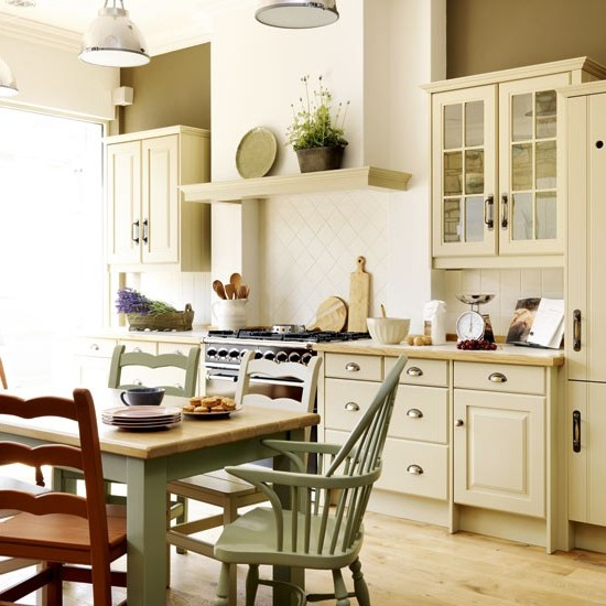 for Country kitchen designs on a budget