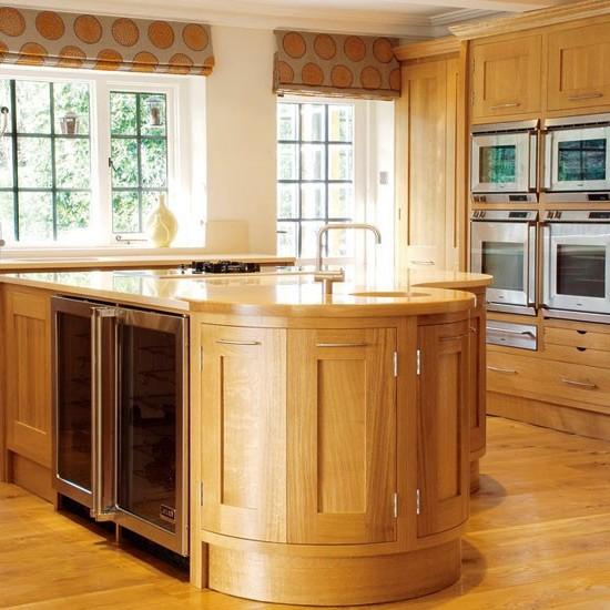 кухни в стиле кантри фото (16)