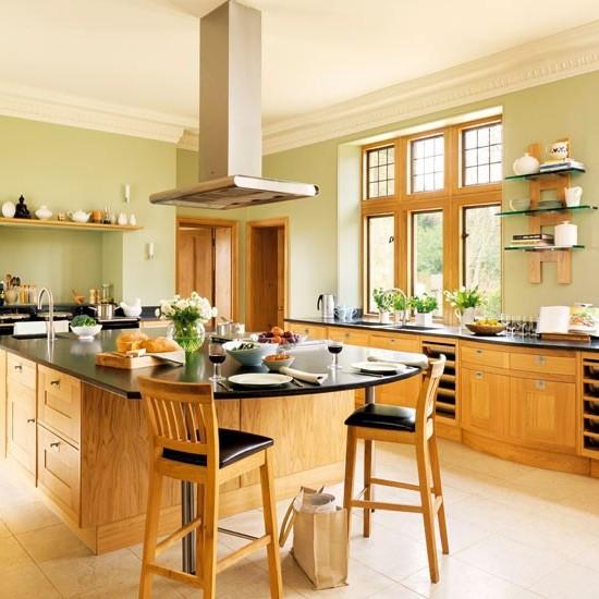 кухни в стиле кантри фото (14)
