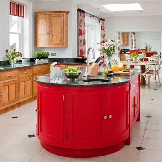 кухни в стиле кантри фото (13)