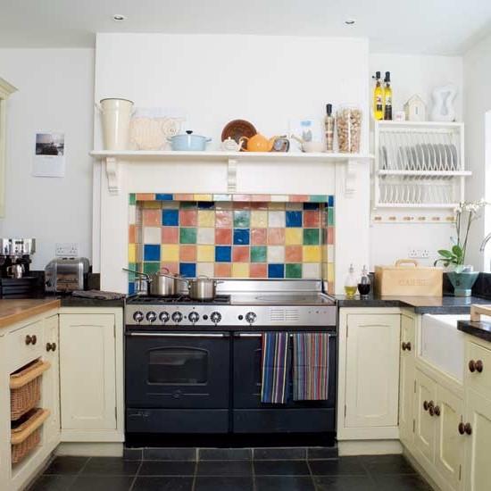 кухни в стиле кантри фото (7)