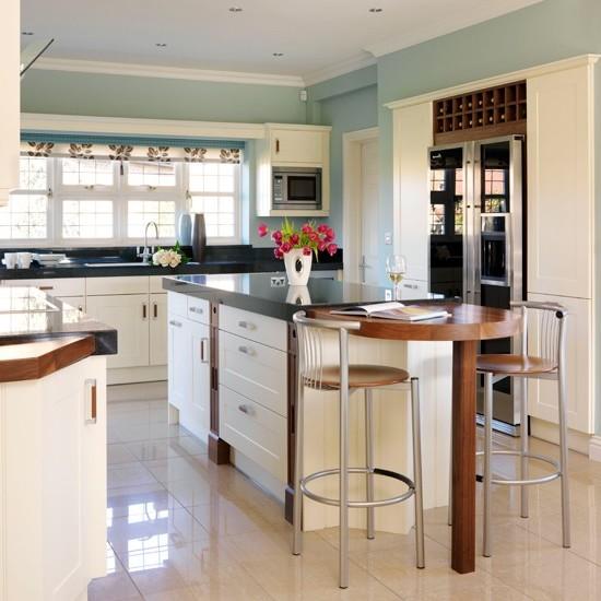 кухни в стиле кантри фото (4)