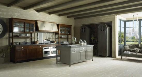кухни в стиле кантри фото (3)