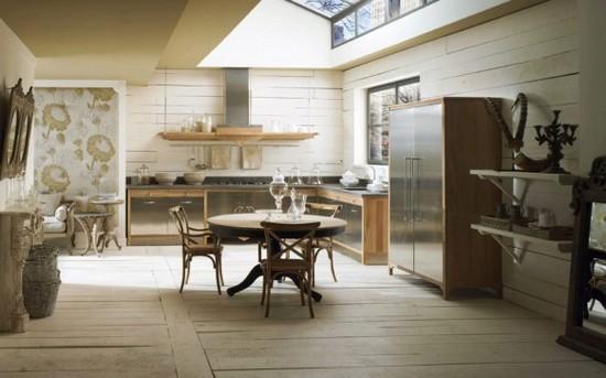 кухни в стиле кантри фото (2)