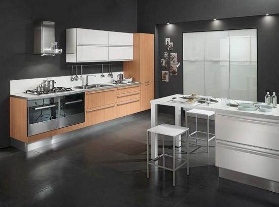 дизайн интерьера кухни минимализм (21)