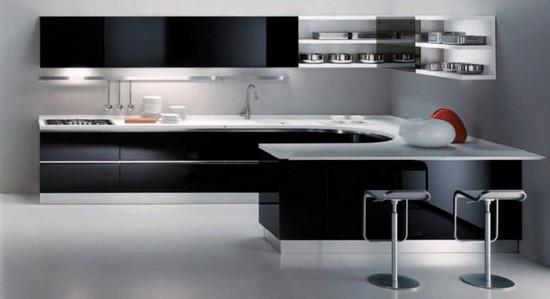 дизайн интерьера кухни минимализм (18)