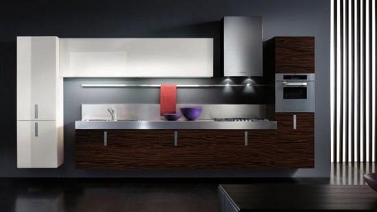 дизайн интерьера кухни минимализм (17)
