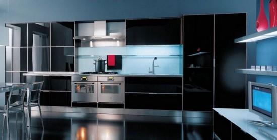 дизайн интерьера кухни минимализм (15)