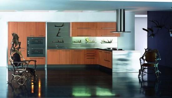 дизайн интерьера кухни минимализм (9)
