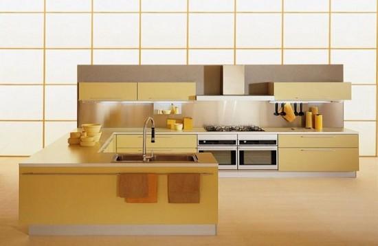 дизайн интерьера кухни минимализм (7)