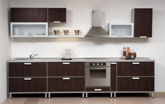 дизайн интерьера кухни минимализм (6)
