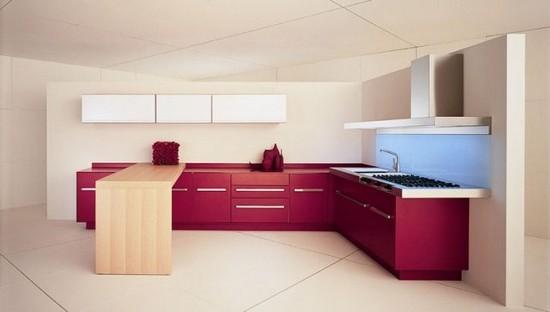 дизайн интерьера кухни минимализм (5)