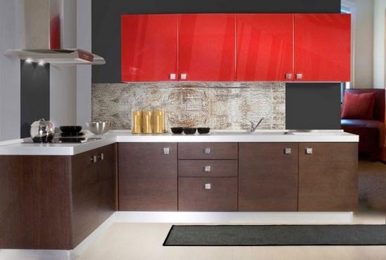 дизайн интерьера кухни минимализм (4)