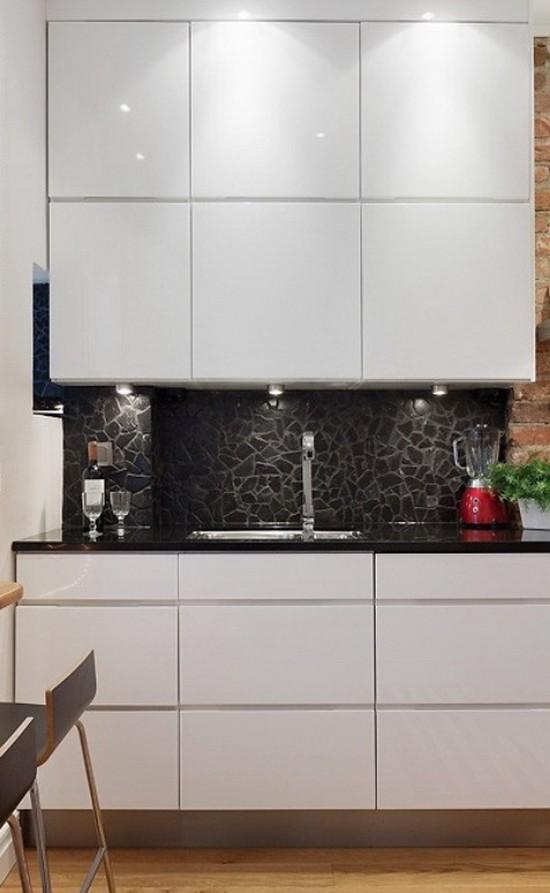 дизайн интерьера кухни минимализм (3)