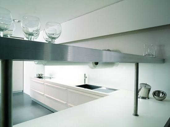 дизайн интерьера кухни минимализм (1)