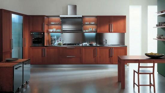 кухни в стиле модерн на фото (13)