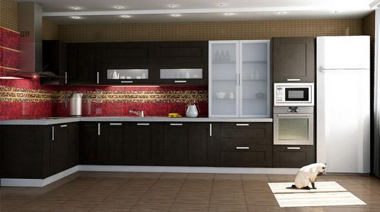 кухни в стиле модерн на фото (6)