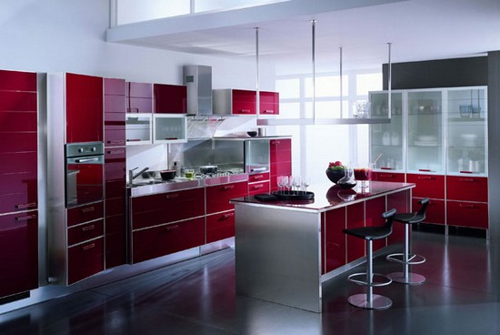 кухни в стиле модерн на фото (3)