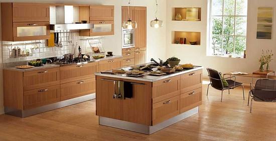 кухни в стиле модерн на фото (1)